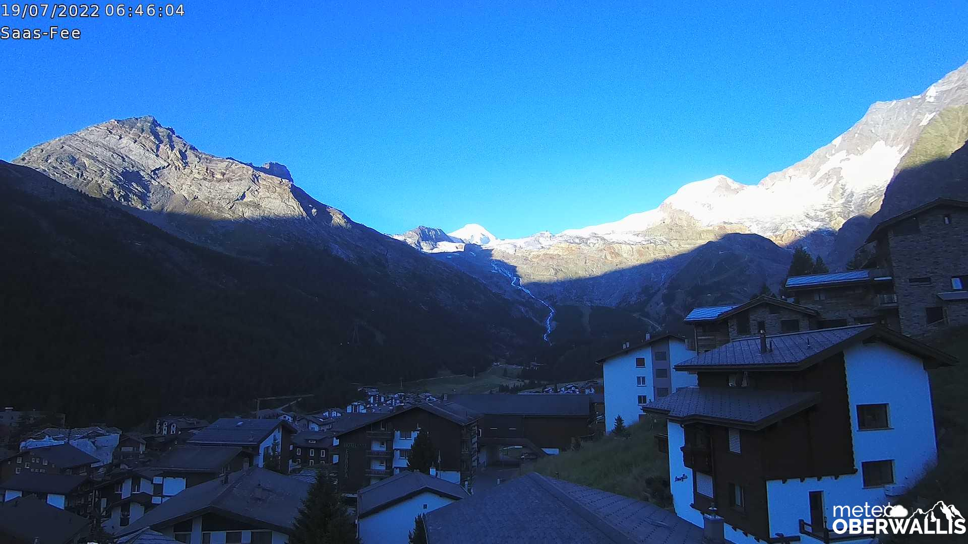 Webcam <br><span> saas fee panoranica</span>